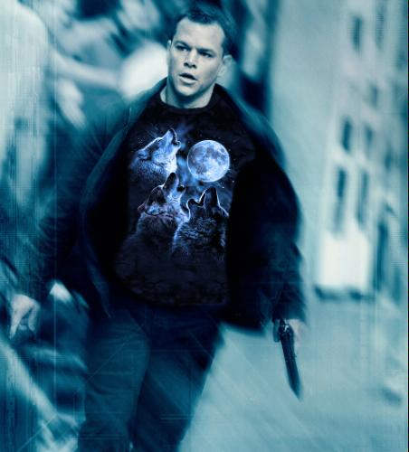 This shirt gave Bourne his full memory back