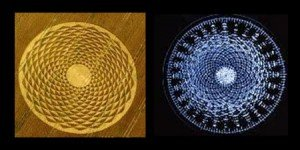 patterns resemble cymatic patterns created sound vibration natural phenomenon