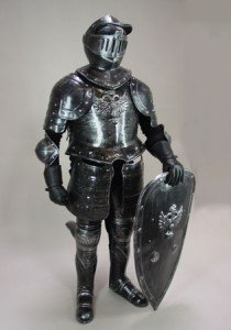Knight in Armour Source: http://www.costume-shop.com/images/products/34100.jpg